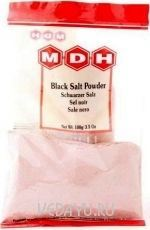 Чёрная соль MDH Black Salt Powder. 100 г. Индия