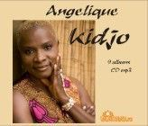анжелика киджо. angelique kidjo. discografria. 9 albums. mp3 cd